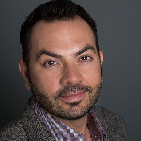 Headshot of Neil Weisman
